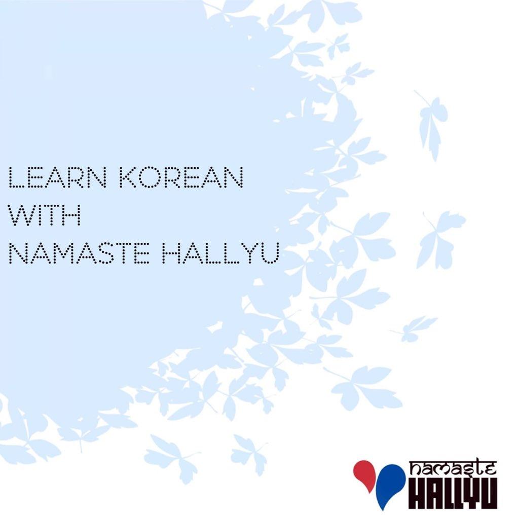 Namastehallyu_learnkorean