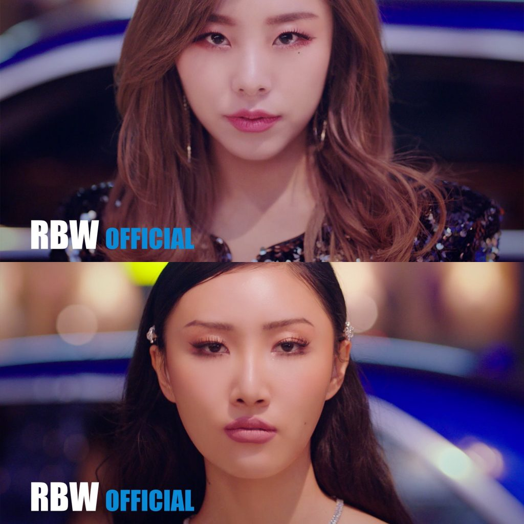 MAMAMOO's Wheein And Hwasa Drop Solo Film Teasers For
