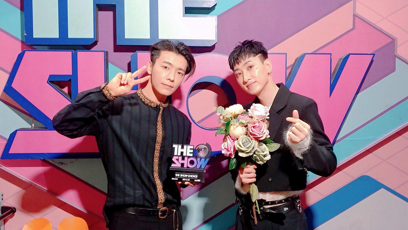 Super Junior D&E Grab 1st Place With 'Danger' On SBS MTV's