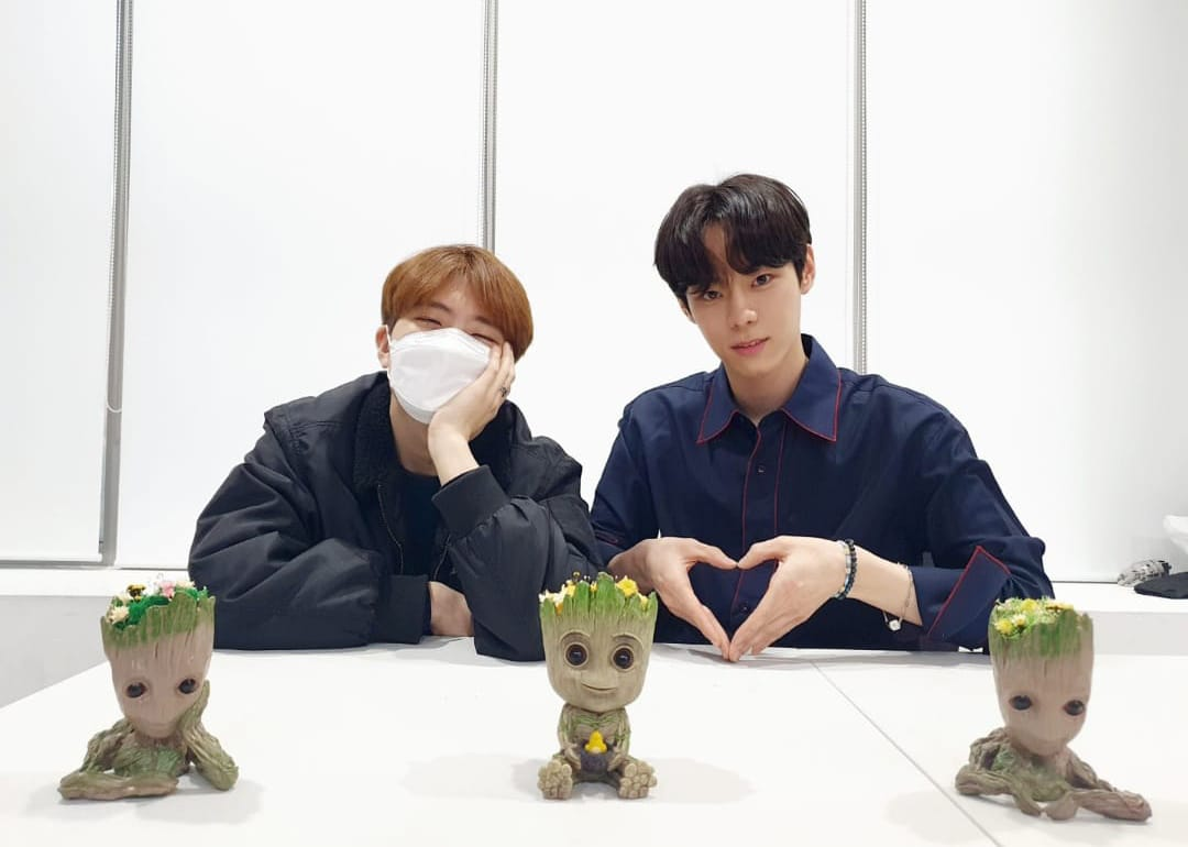 indian ahgase, youngjae, seobin