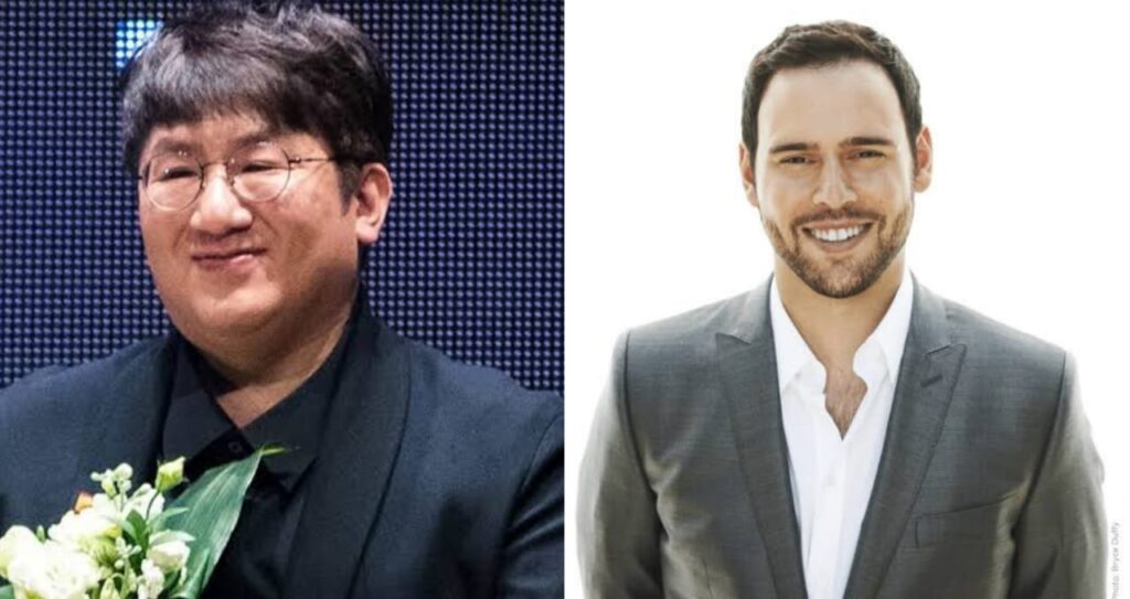 Bang PD and Scooter Braun