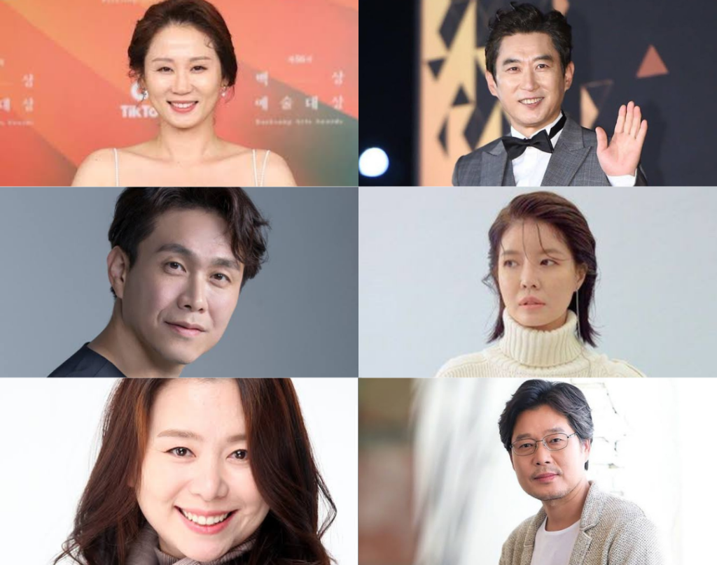 K-Drama Supporting Roles