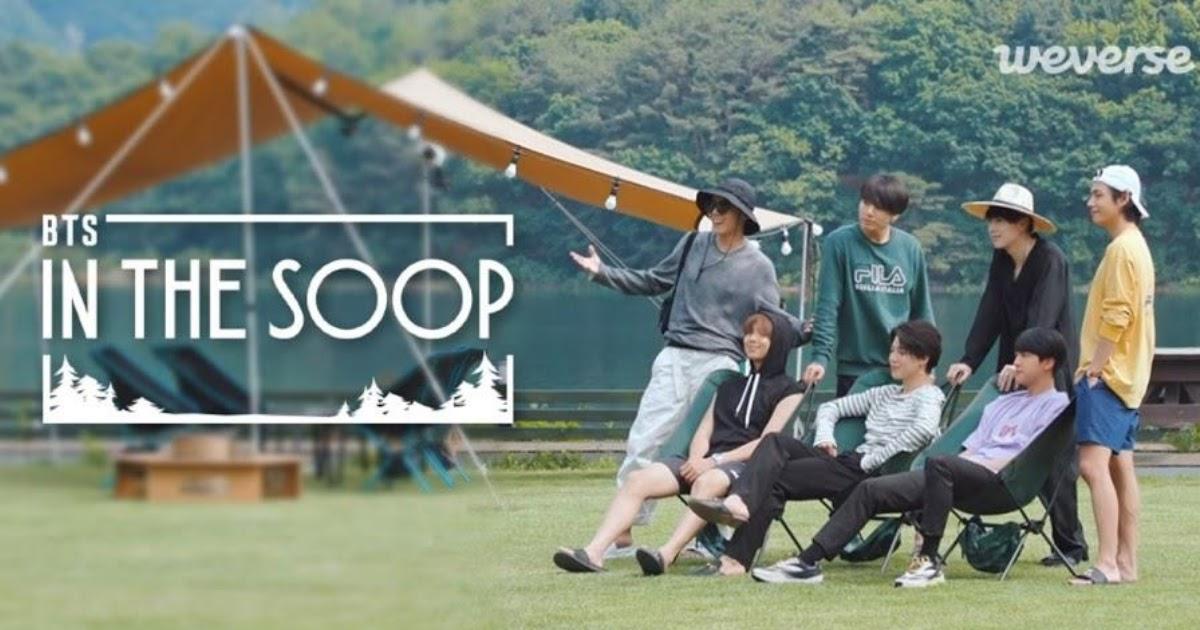BTS Variety Show 'BTS In the SOOP'