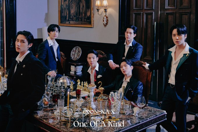 MONSTA X ONE OF A KIND