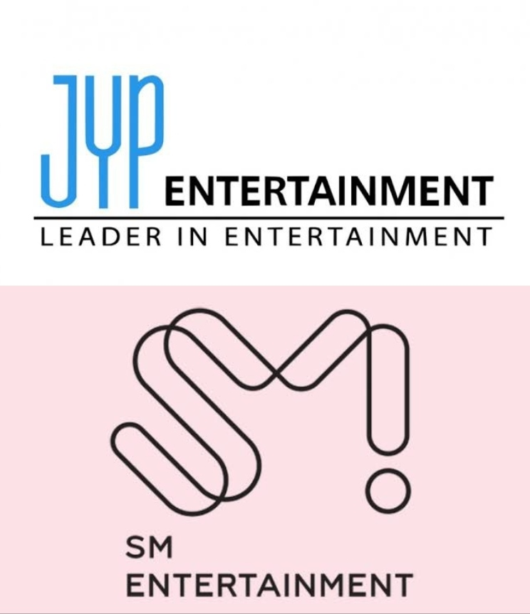JYP, SM