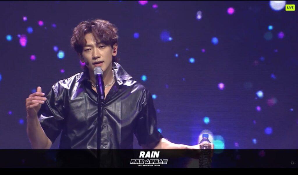 Rain K-POP superfest