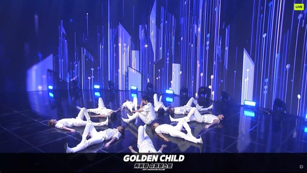 Golden Child K-POP superfest