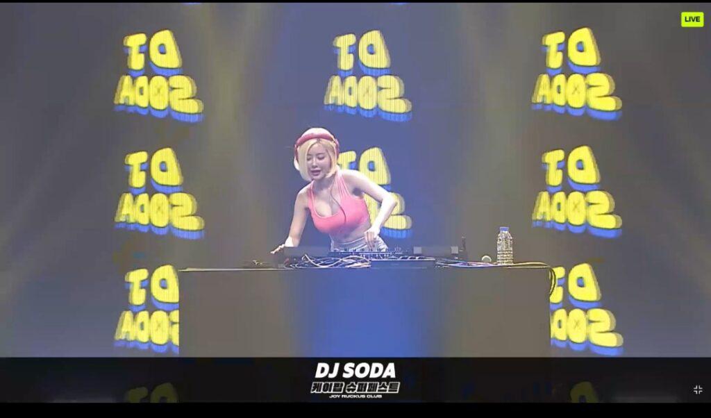 DJ Soda K-POP superfest